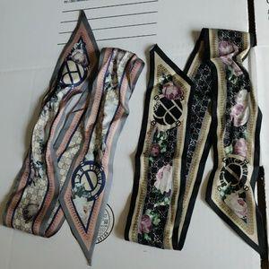 Henri Bendel scarves (2)